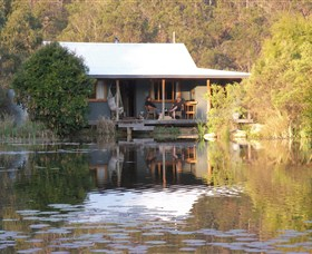 Barney Creek Vineyard Cottages - Accommodation NT