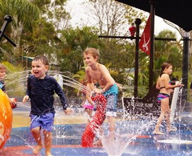 BIG4 Treasure Island Holiday Park - Accommodation NT