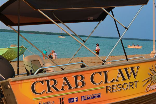 Crab Claw Island Resort - Accommodation NT