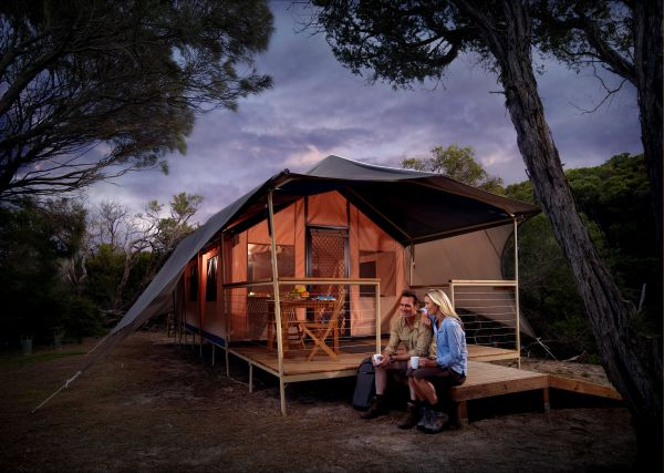 Wilderness Retreats at Wilsons Promontory National Park - Accommodation NT