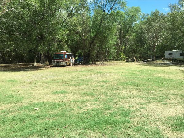 Mardugal One Campground - Accommodation NT