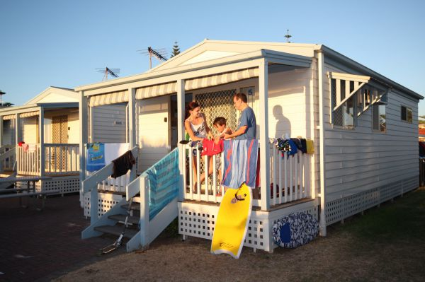 Christies Beach Tourist Park - Accommodation NT