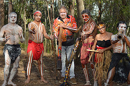 Didgeridoo Jam in the Park - Accommodation NT