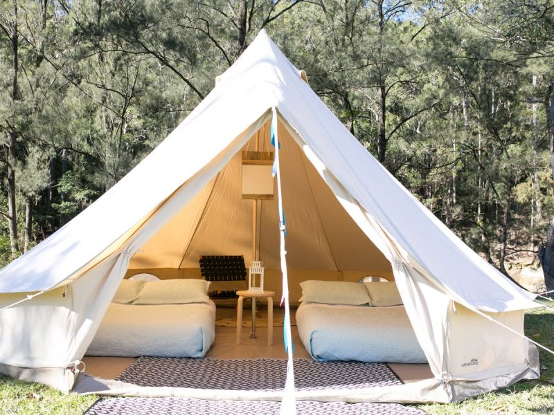 Glamping Hire Co - Accommodation NT