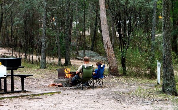 Girraween National Park Camping Ground - Accommodation NT
