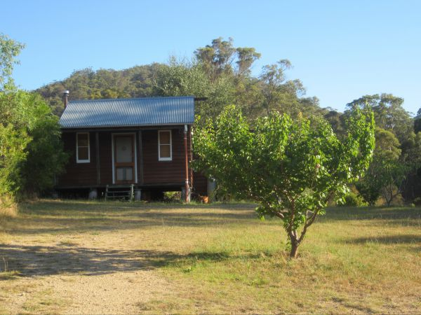 Peach Tree Cabin - Accommodation NT