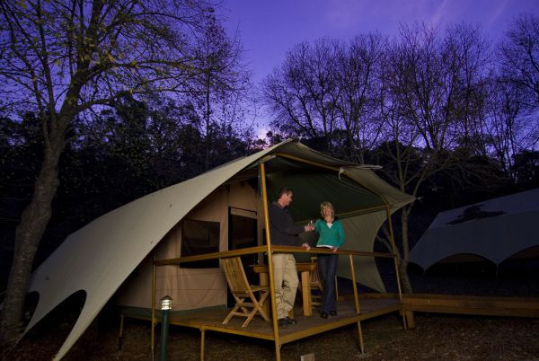 Wilderness Retreats Buchan Caves Reserve - Accommodation NT