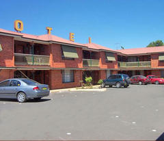 Poets Recall Motel - Accommodation NT