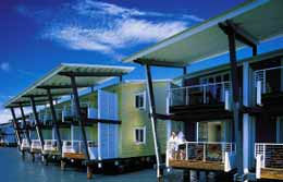 Couran Cove Island Resort - Accommodation NT
