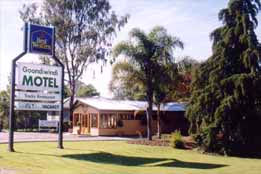 Goondiwindi Motel - Accommodation NT