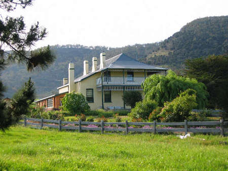 Stanton Bed and Breakfast - Accommodation NT