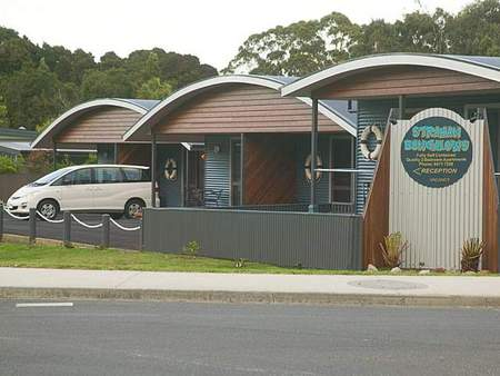 Strahan Bungalows - Accommodation NT