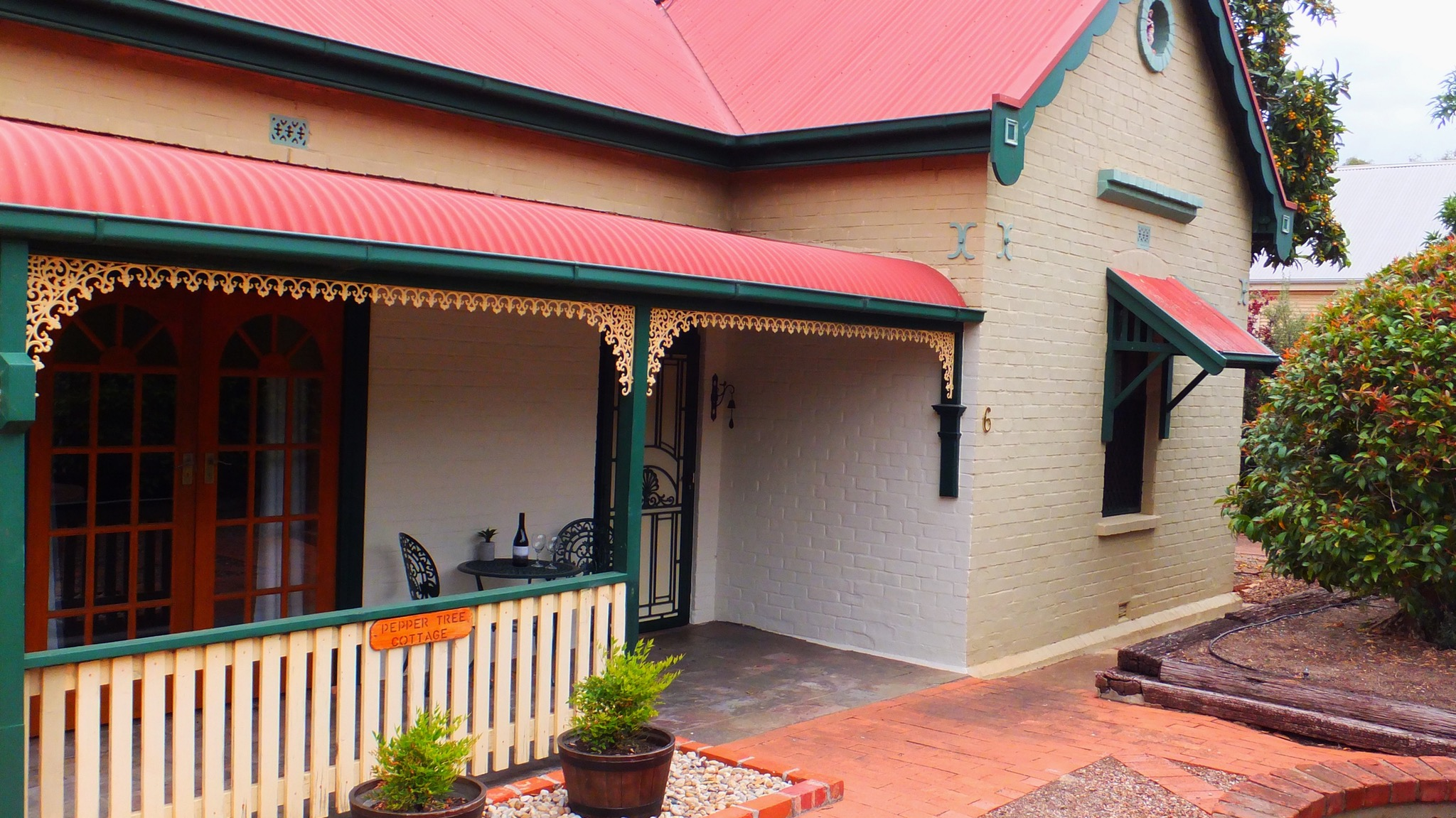 Barossa Peppertree Cottage - Accommodation NT