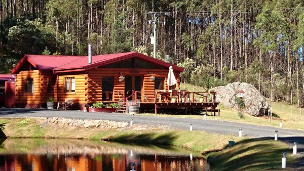 55 Acres Retreat - Accommodation NT
