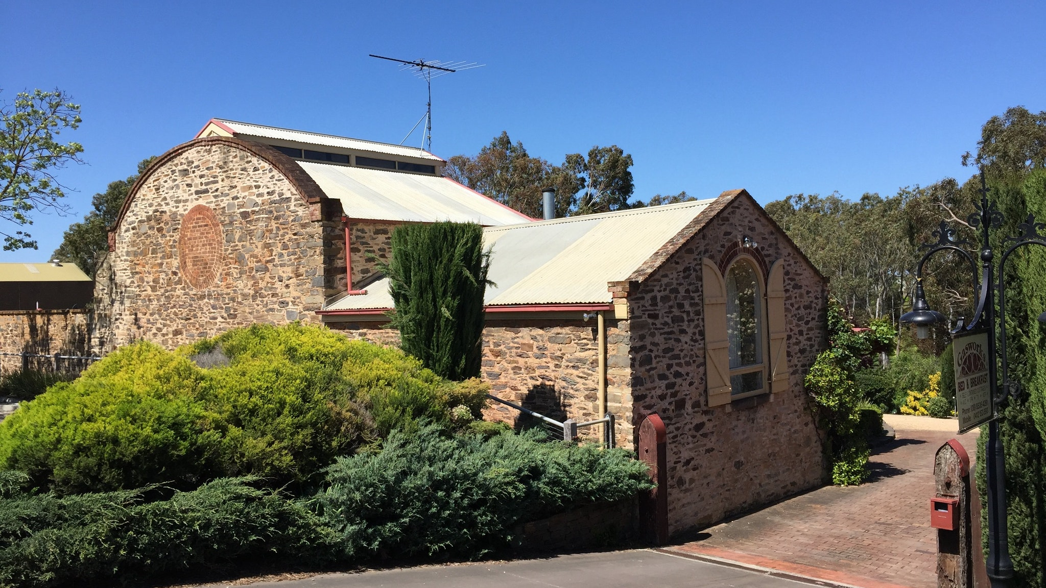 Gasworks Cottages Strathalbyn - Accommodation NT