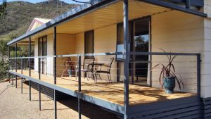 Devil's Peak Bed  Breakfast - Accommodation NT