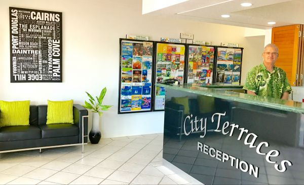 City Terraces - Holiday Apartments - Accommodation NT
