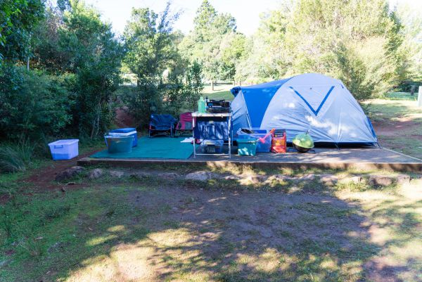 Lamington National Park Camping Ground - Accommodation NT