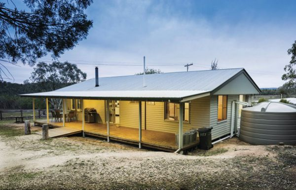 Lavender Vale Cottage - Accommodation NT
