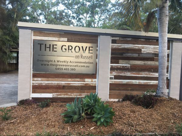 The Grove on Russell - Accommodation NT