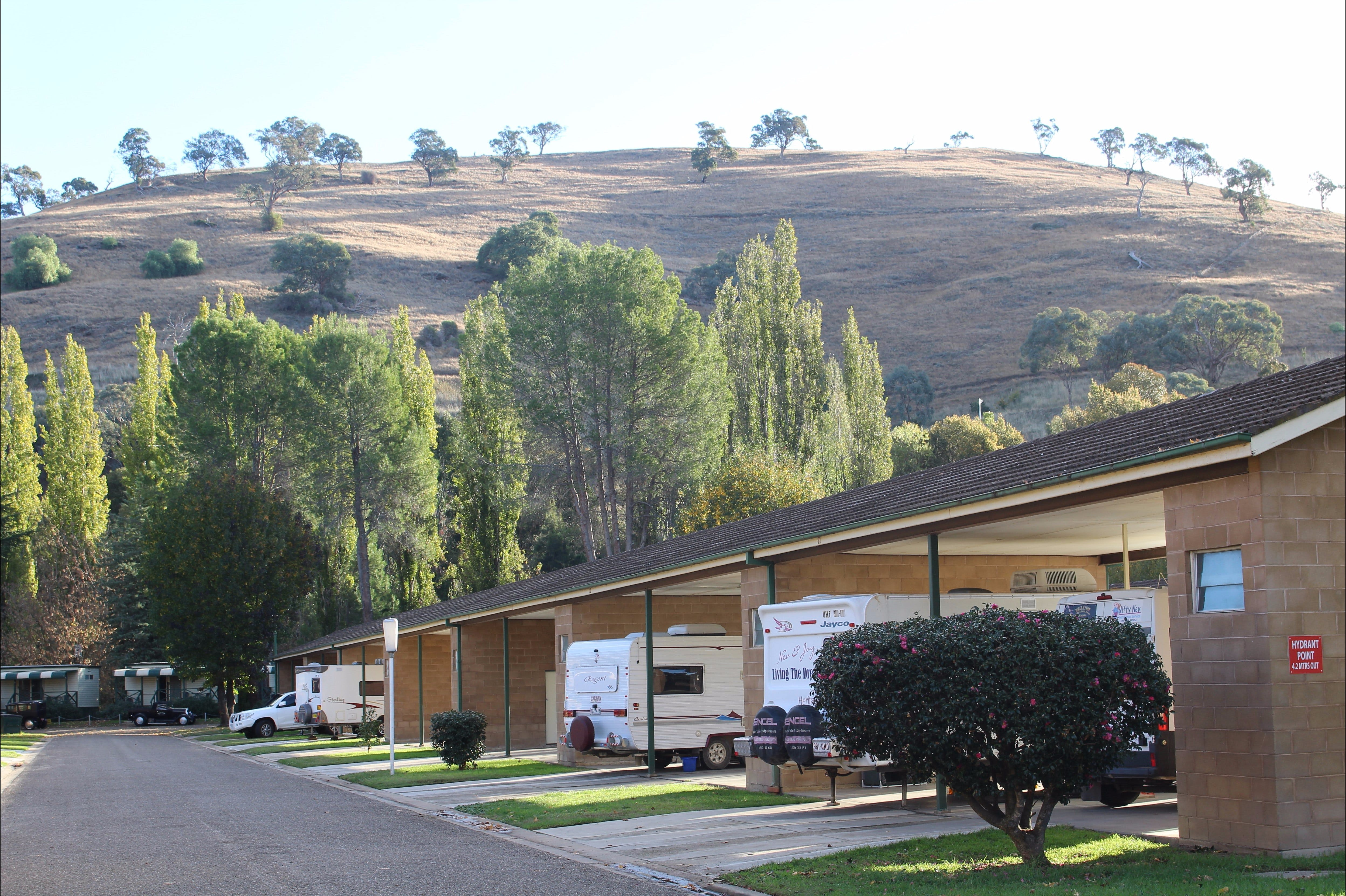 Gundagai Cabins and Tourist Park - Accommodation NT