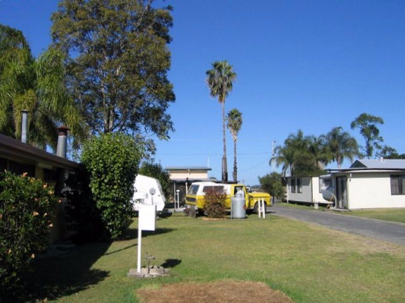 Browns Caravan Park - Accommodation NT