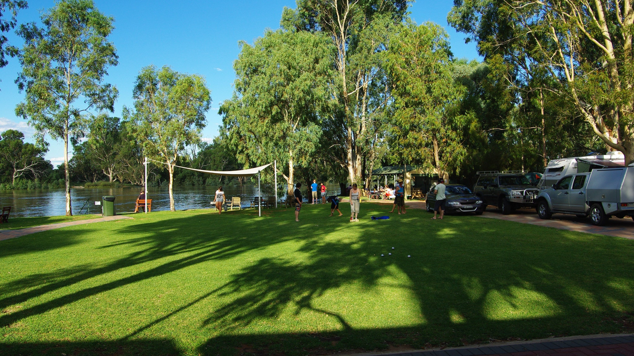 Big4 Blanchetown Riverside Holiday Park - Accommodation NT