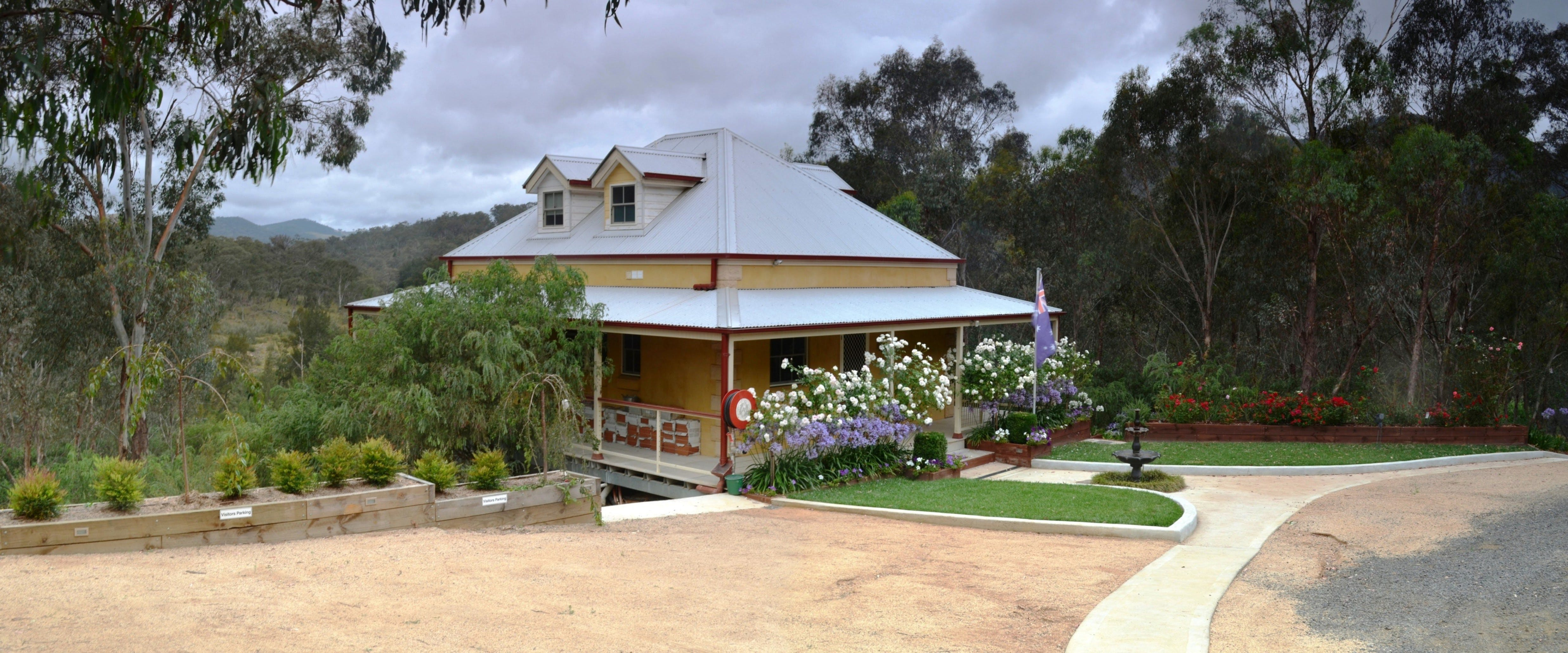 Tanwarra Lodge Bed and Breakfast - Accommodation NT