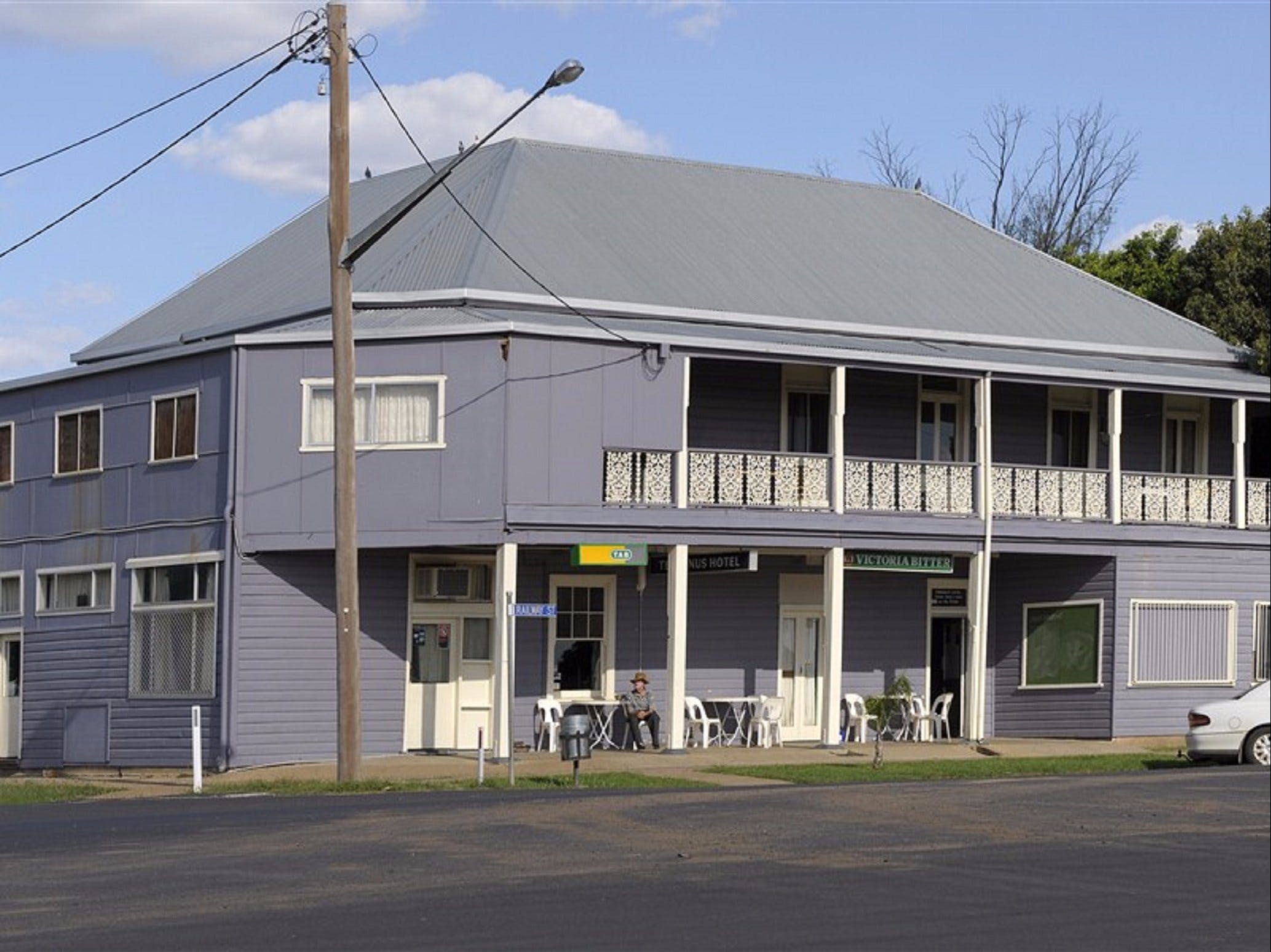 Terminus Hotel - Accommodation NT