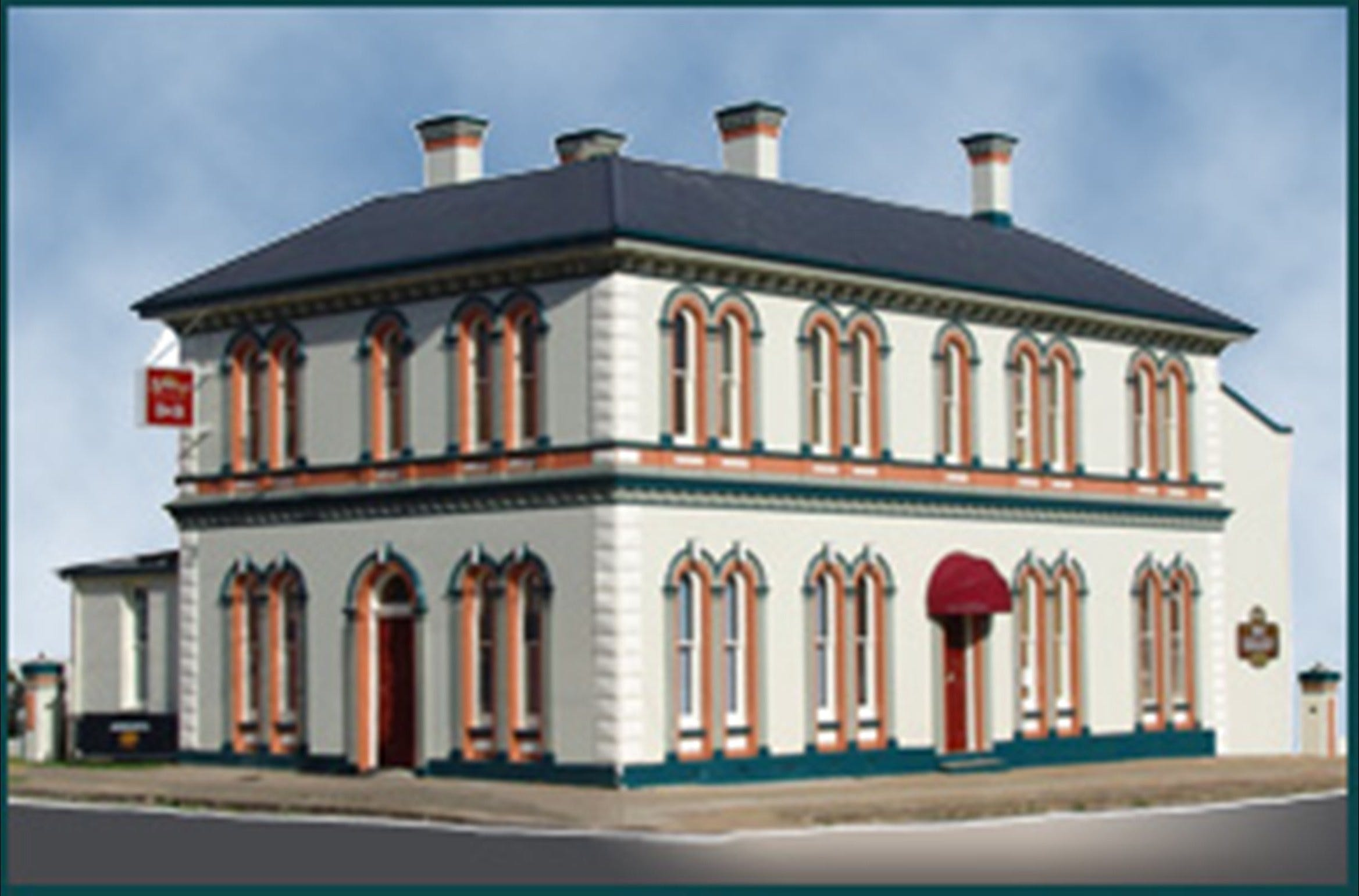 Heritage Guest House - Accommodation NT