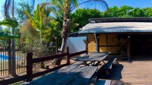 Lazy Lizard Caravan Park - Accommodation NT
