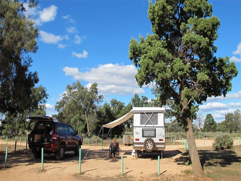 Main campground - Accommodation NT