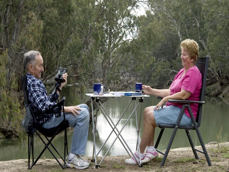 Mamanga campground - Accommodation NT