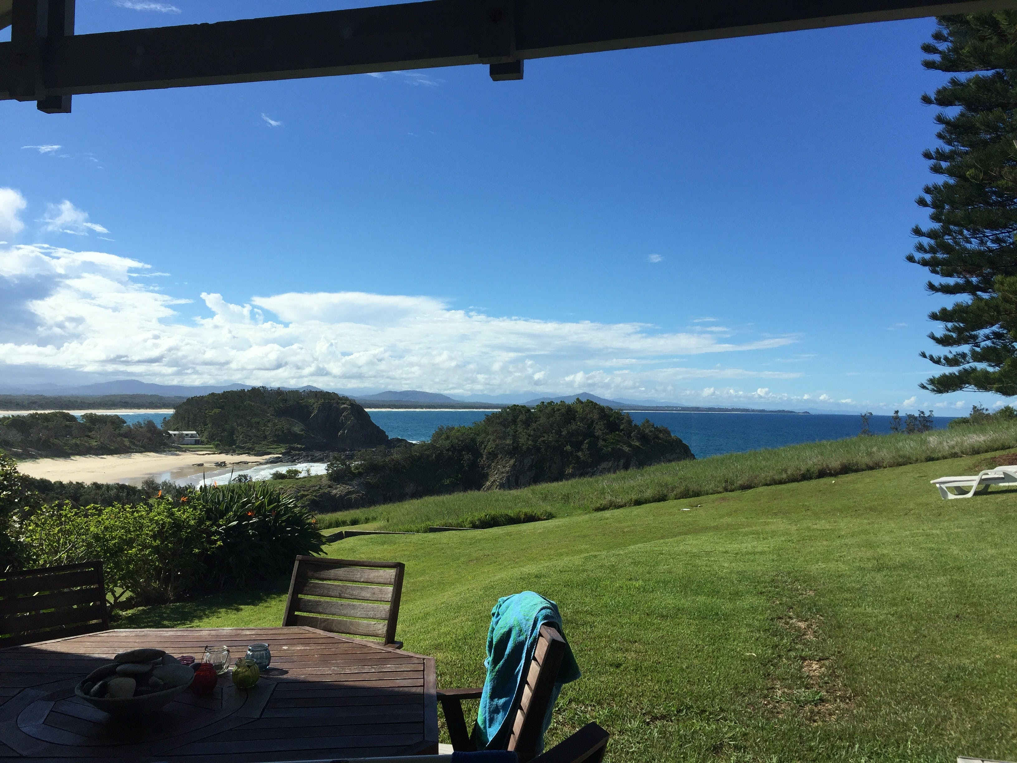 The View in Scotts Head - Accommodation NT