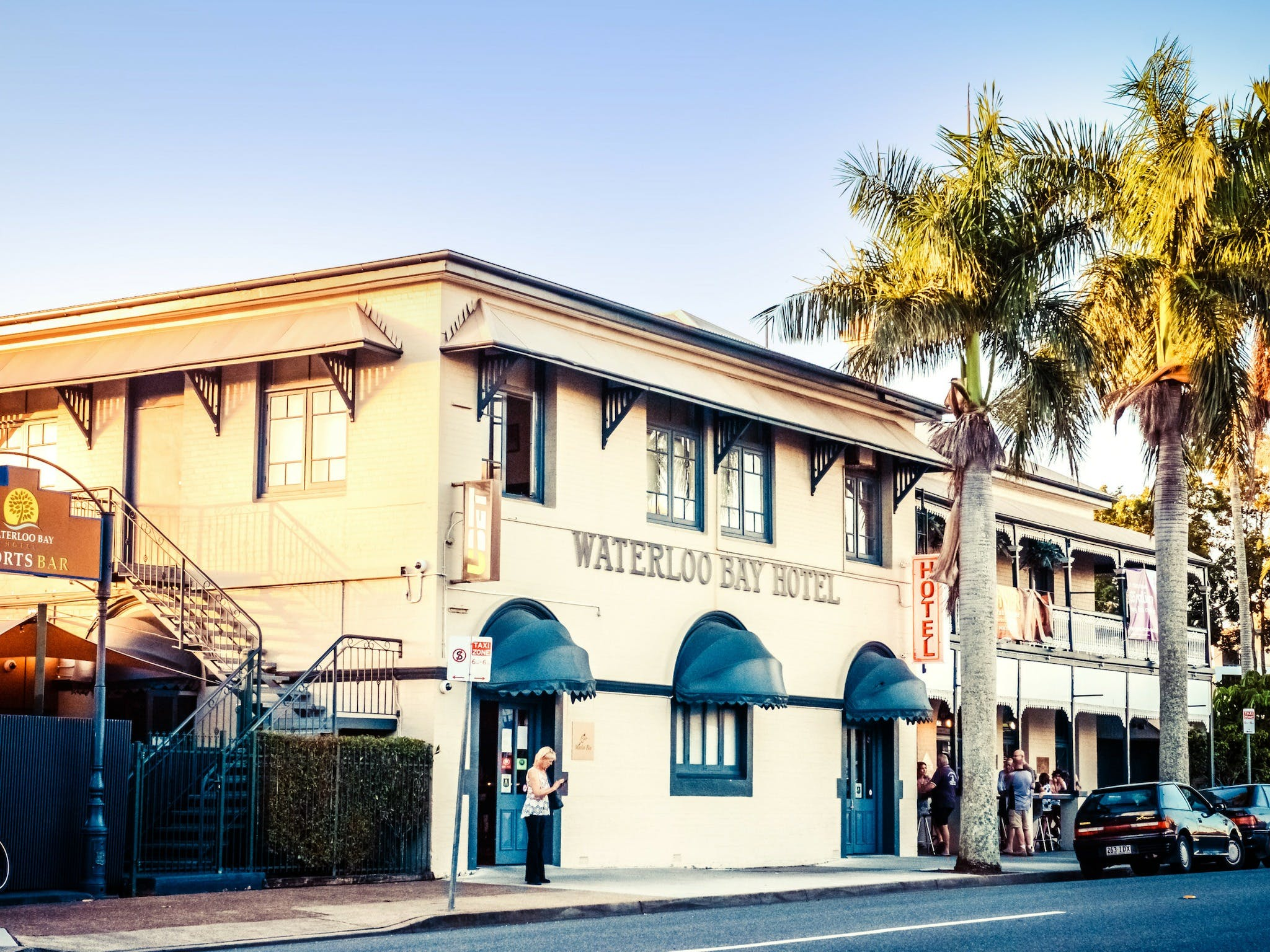 The Waterloo Bay Hotel - Accommodation NT
