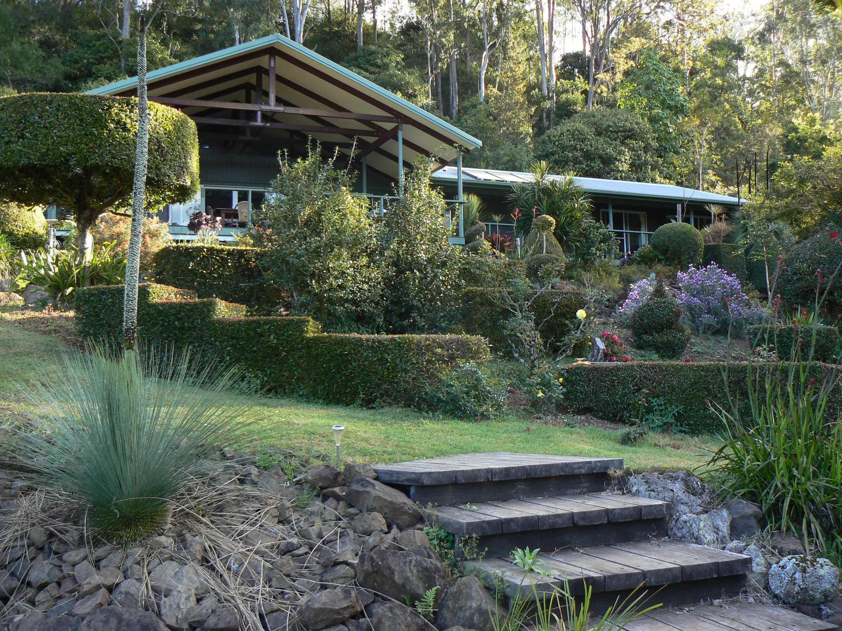 Cougal Park Bed and Breakfast - Accommodation NT