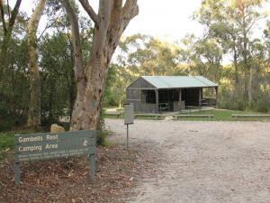 Gambells Rest campground - Accommodation NT