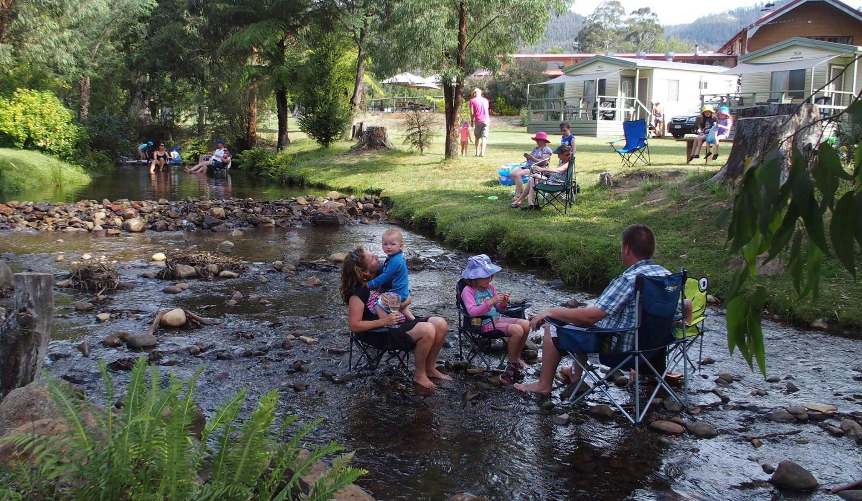 Marysville Caravan and Holiday Park - Accommodation NT