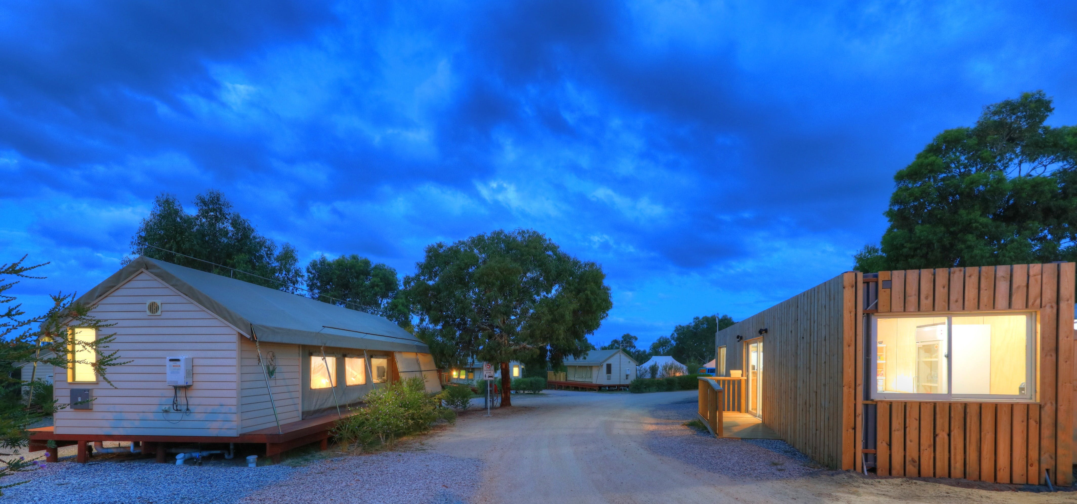 Scamander Sanctuary Holiday Park - Accommodation NT