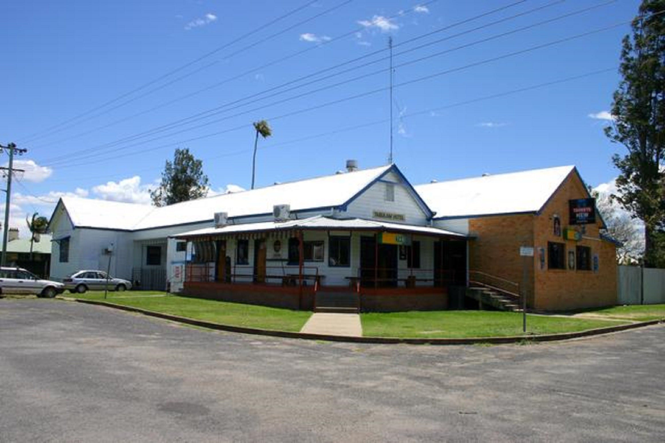 Tabulam Hotel - Accommodation NT