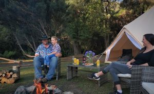 Zeehan Bush Camp - Accommodation NT