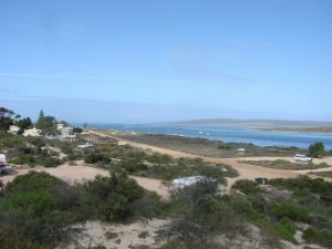 Baird Bay Campground - Accommodation NT