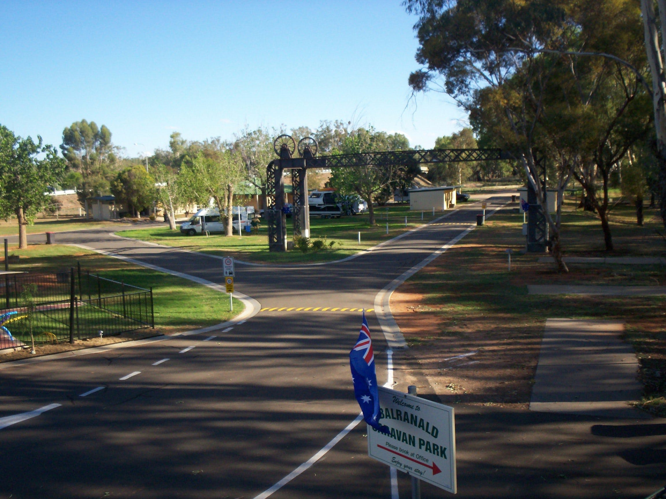 Balranald Caravan Park - Accommodation NT