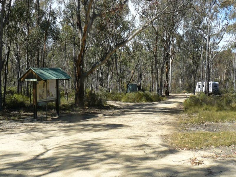 Blatherarm campground and picnic area - Accommodation NT
