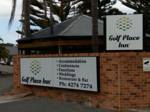 Golf Place Inn - Accommodation NT