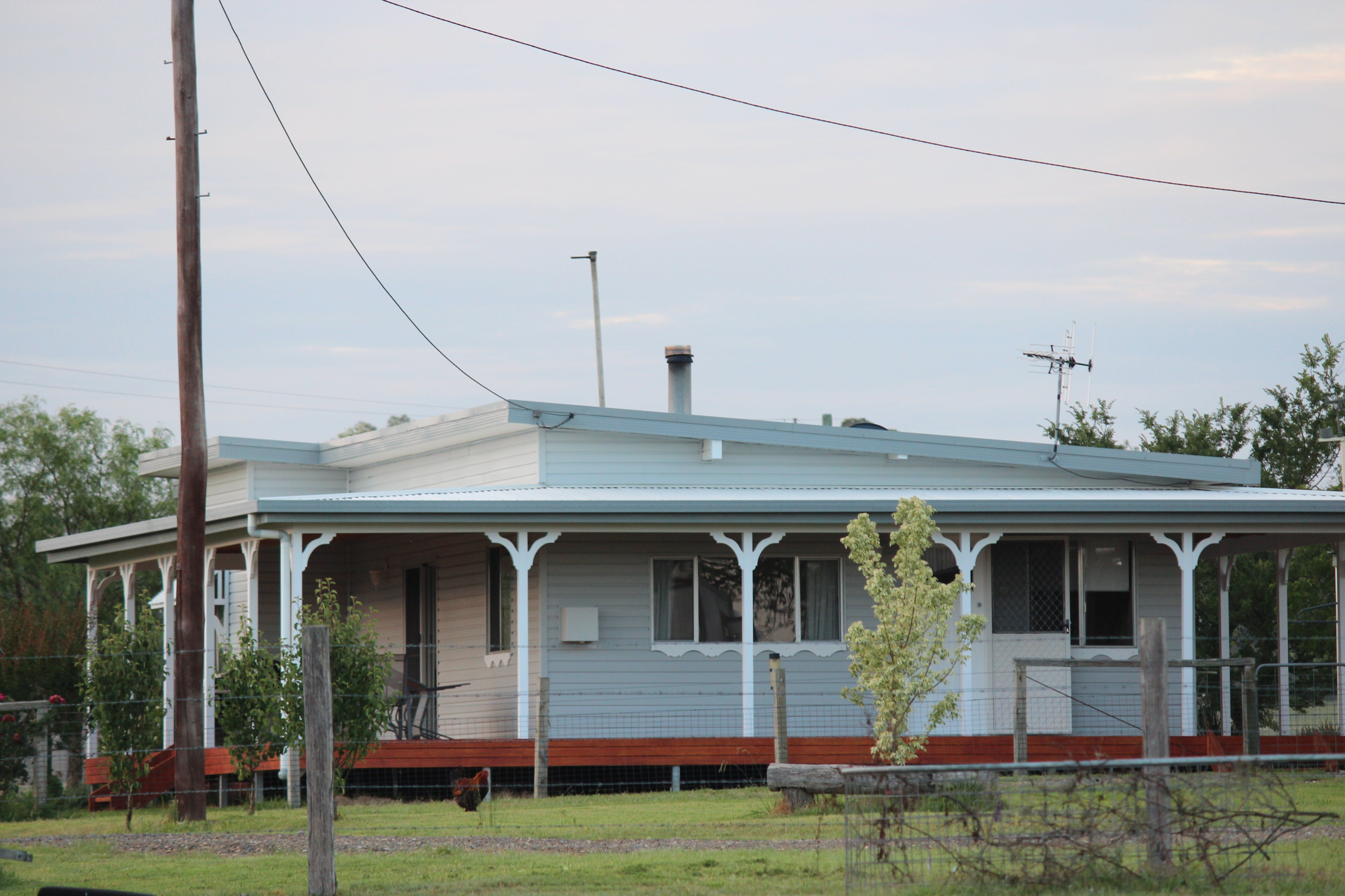 Linga Longa Farm Wingham - Accommodation NT