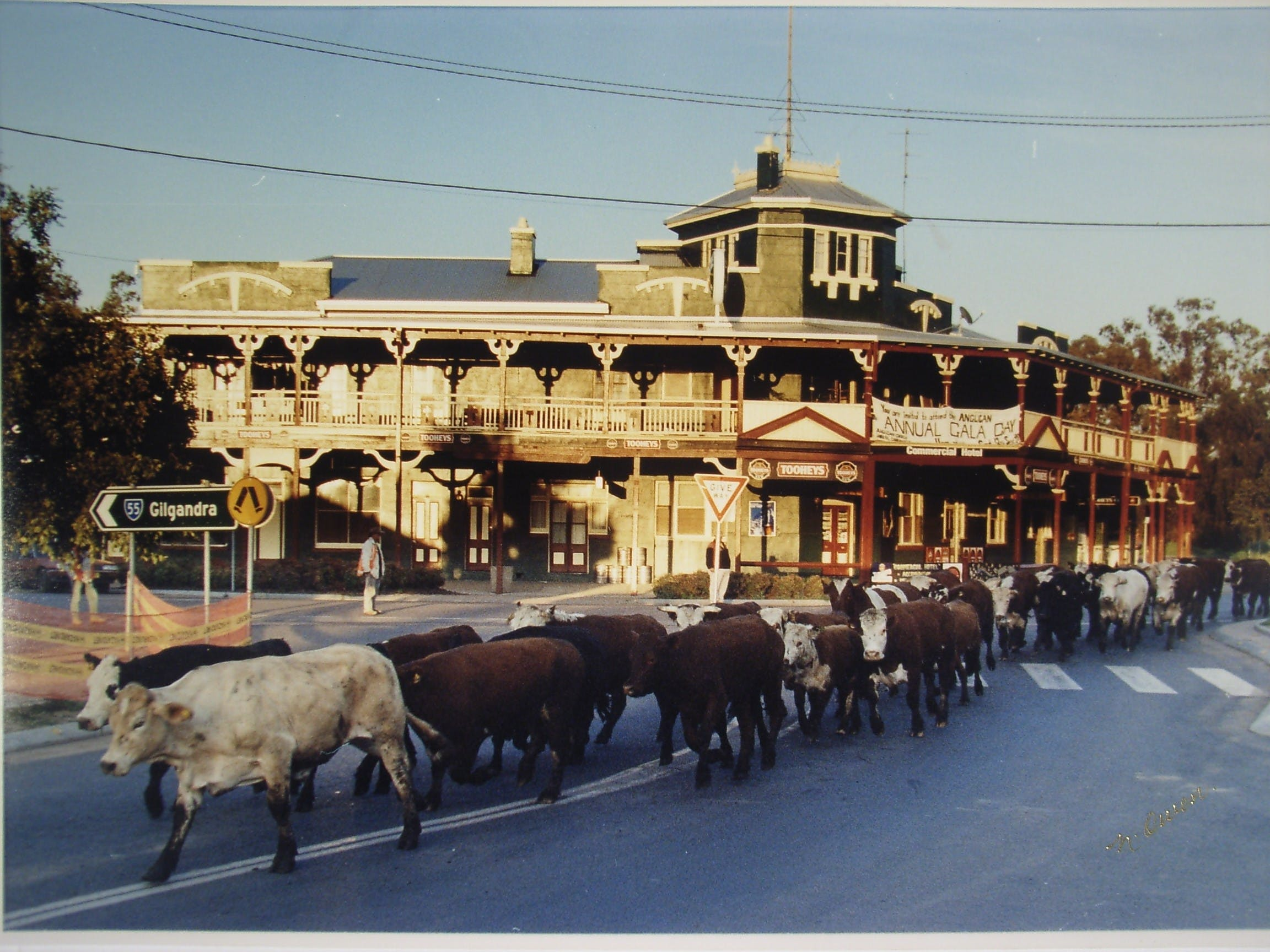 The Commercial Hotel Coonamble - Accommodation NT