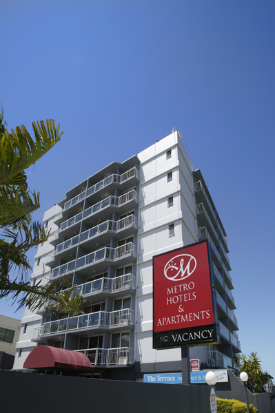 Metro Hotel  Apartments Gladstone - Accommodation NT