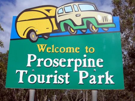 Proserpine Tourist Park - Accommodation NT
