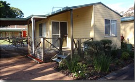 Bays Holiday Park - Accommodation NT